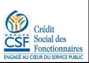 Logo Crédit Social des Fonctionnaires